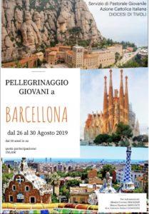 Pellegrinaggio Giovani Barcellona 2019 @ Barcellona | Loreto | Marche | Italia