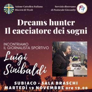 Incontro con il testimone per i giovanissimi e giovani (1° incontro) @ Parrocchia S. Andrea Apostolo | Guidonia | Lazio | Italia