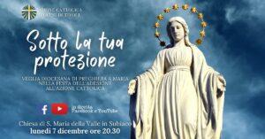 Veglia diocesana Adesione 2020 @ Chiesa S. Maria della Valle | Tivoli | Lazio | Italia