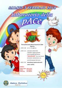 Laboratorio diocesano della Pace @ Parrocchia S. Maria Assunta in Cielo   Tivoli   Lazio   Italia