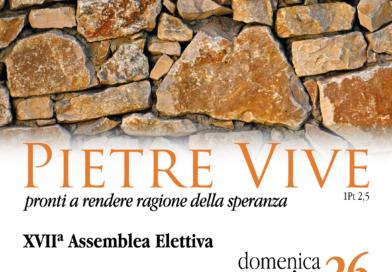 """""""Pietre Vive"""" – L'AC in assemblea elegge il nuovo Consiglio Diocesano"""