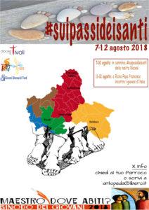 #SuiPassiDeiSanti @ Diocesi di Tivoli | Tivoli | Lazio | Italia
