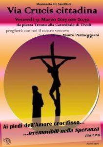 Via Crucis Cittadina @ Tivoli | Tivoli | Lazio | Italia